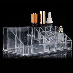 China Transparent Acrylic Display Holders For Tattoo School , 12.5cm Width on sale
