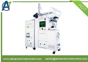 China ISO 5660-1 & 2 Cone Calorimeter for Heat Release and Smoke Production Analysis on sale