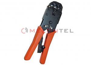 Cable Crimper Tool RJ45//RJ11 Modular Plug Cat5e//Cat6 Network LAN Crimp Tool