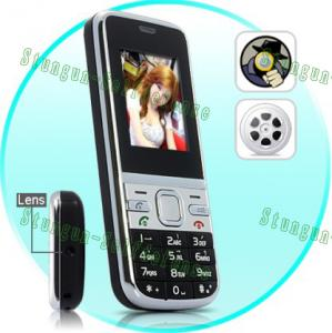 China HD Spy Camera Cell Phone Mini Phone Camcorder on sale