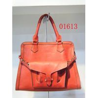 China ladies handbag women handbag PU handbag stereotyped bag on sale