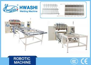 China Wire Mesh / Baskets Wire Welding Machine Stainless Steel Pojection Hwashi 400A on sale