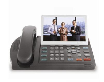 Q920 dual lines analog multimedia business telephone for