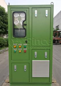 China Green Color Mobile Nitrogen Generator / Nitrogen Generation System Easy To Operate on sale