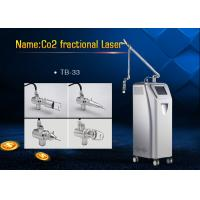 Fractional Co2 Laser For Acne Scars , Co2 Fractional Laser Treatment Machine