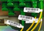 O cabo plástico esparadrapo forte etiqueta etiquetas do cabo do vinil com etiqueta elétrica do fio