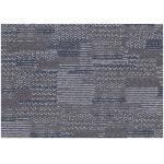 多色の独特な設計カーペットの質ポリ塩化ビニールの床シートのビニールのフロアーリング