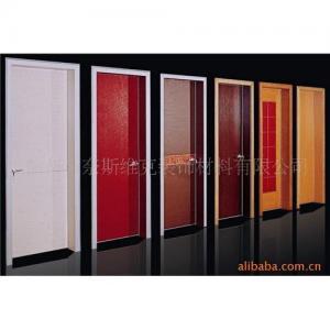 China Melamine moulded door skin 2 on sale