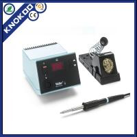 China 120W 230V Digital Display Weller WSD121 Soldering Station with WP120 solder iron and Weller XT series soldering  tips on sale