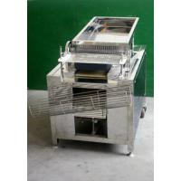 Single Phase Food Processing Machineries For Quail Egg Peeler 150KG/H