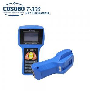 China Auto Key Programmer T300 T-CODE English Spanish Blue / Black Cars Auto Transponder on sale