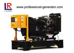 China 108kw 135kVA Water Cooled Open Diesel Generator 50 / 60HZ Diesel Powered Generator on sale