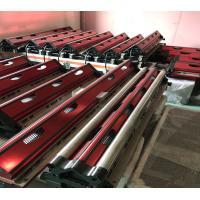 2100MM air cool hot press machine Power 8.8 KW For width PVC Conveyor belt PU Conveyor Belt