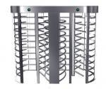 Porta de aço inoxidável do controle de acesso do torniquete 304 completos RFID da altura
