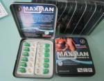 Les pilules masculines magiques d'élargissement aucune amélioration de sexe d'effets secondaires complète Maxman IX