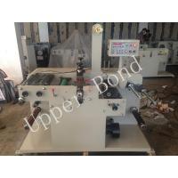 60 m / min Automated Reel Hot Laminating Machine , Label Inspection Machine