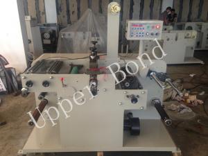 China 60 m / min Automated Reel Hot Laminating Machine , Label Inspection Machine on sale
