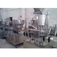 Automatic Zip - Top Cans Glass Bottle Washing Machine For Food Industry