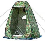Pop Up 190T Polyester Privacy Shower Toilet Tent With Fiberglass Pole
