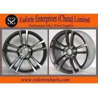 18 inch 335i bmw replica wheels 20 inch Black Machine Face For X6