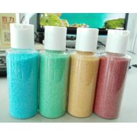 Rainbow Clay and Colorful Crystal Soil Super Absorbent Polymer with perfume for SPA