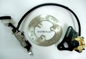 China Motorcycle Parts Brake Discs SATRIA150 on sale