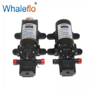 China Whaleflo 12V FLO-2203 70PSI 2.6LPM  pressure sprayer pump/ electric battery powered water pump on sale
