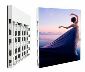 China P6 SMD Outdoor Advertising LED Display For Street Advertising OEM Cabinet Size on sale