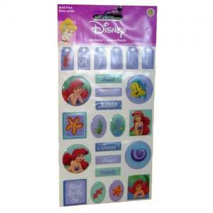 China White puffy foam sticker on sale