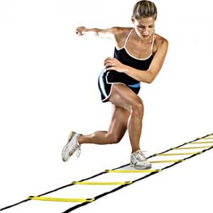 China Fitness,GYM equipment,Speed Agility Footwork Training Drill Ladder , item# AL01 on sale