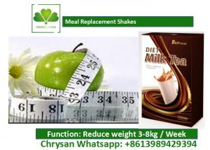 Quality Solid Beverage Meal Replacement Diet Milk Tea Shakes Rich In Dietary Fiber for sale