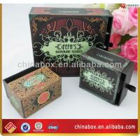 customized pull out drawer box jewellry box wholesale