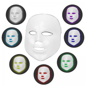 China 7 Colors Light Therapy Face Mask Skin Care Beauty on sale