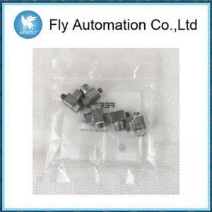 China Festo GRLA Series Exhaust Air Flow Control Valves GRLA-M5-B 151160 Female Thread One Way Flow Control Valves on sale