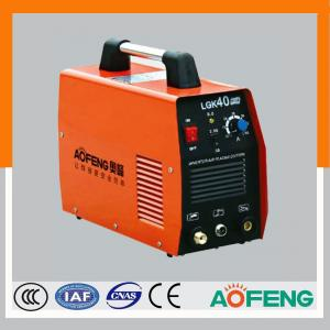 China Cut series LGK-40 igbt plazma cutting machine for sales on sale