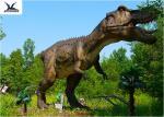 Life Size Tyrannosaurus Rex Dinosaur Replica, Life Like Garden Animals
