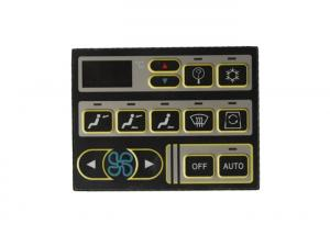China EC210 AC Controller Board VOE 14541344 Excavator Air Condition Panel on sale