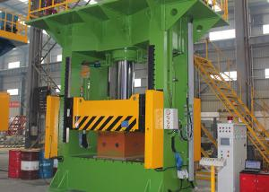 China Heavy Duty FRP Molding Hydraulic H Frame Press , 200 Ton Hydraulic Press Machine on sale