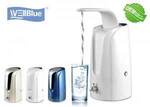 China UF 0.01 Micron Alkaline Water Filter System , Countertop Water Purifier CE / ISO on sale