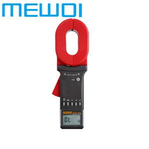 China MEWOI3000D+-0.01-1200Ω 0.00mA-20.0A high accuracy Clamp on Earth Resistance Tester/Meter on sale