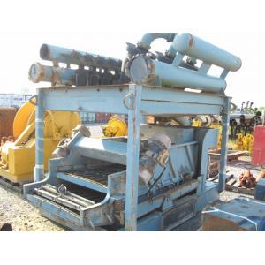 China Drilling Mud Desander on sale