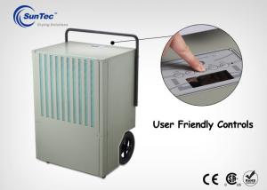 China Whole House Dehumidifier Large Capacity With Power Cut Off Protection 270 Liters / Day supplier