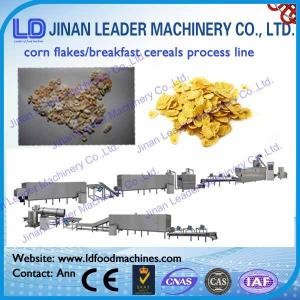 China corn flake making machine puffed corn snacks machine corn pop snack machine on sale