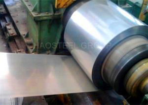 China Cold Hot Rolled Stainless Steel Strip Coil / Stainless Steel 304 Coil For Construction on sale