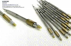 China Spain JBC soldering tip iron cartridge and desoldering nozzle tip on sale