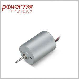 China Small 24V DC Brushless Motors , Brushed DC Motor UL Certification on sale