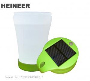 China Linternas que acampan Upgraded, linternas que acampan solares al aire libre, linternas de la taza on sale