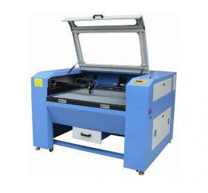China 80w 100w 150w Mini 3D Laser Engraving Machine on Acrylic Fabric And Cloth on sale