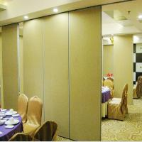 Industrial Mobile Sound Proofing Operable Rolling Sliding Partition Wall Philipines