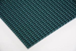 China Longitud ajustable da alta temperatura de la correa de la banda transportadora del silicón del poliuretano on sale